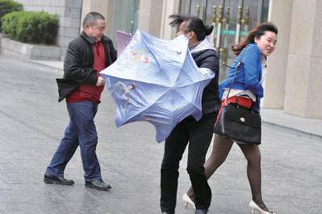 津城冷空气来袭阵风可达8级 最低气温将降至0℃以下
