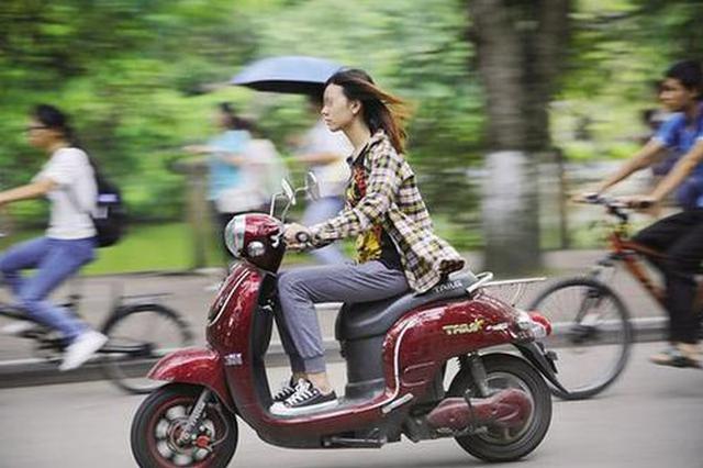 骑电动自行车别太任性 48.36%事故因骑车人交通违法