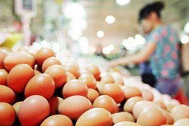 天津肉蛋价格回落 鸡蛋销量增长明显