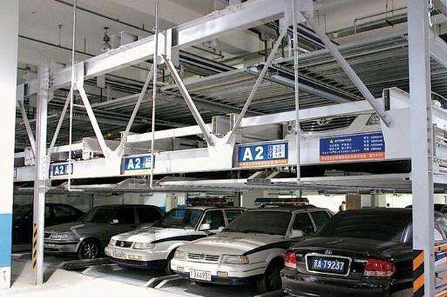 天津某医院升降系统出故障 车从天降被摔坏