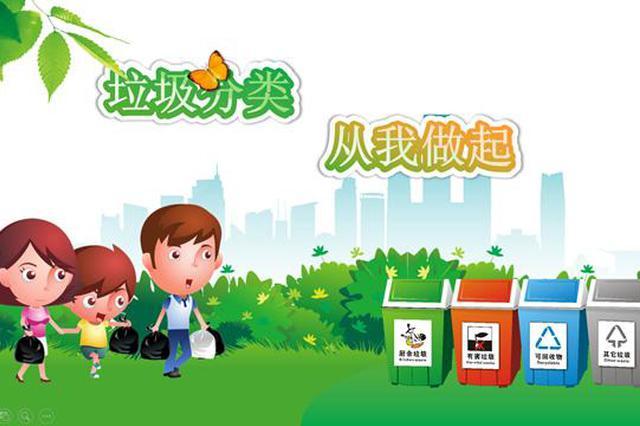 天津垃圾分类已覆盖175万户 2020年有望颁布新规