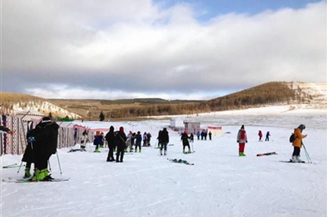 京津冀旅客将乘阿尔山首趟旅游专列出行去看雪