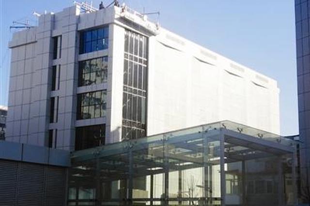 天津市儿童医院马场道院区立体停车楼建成