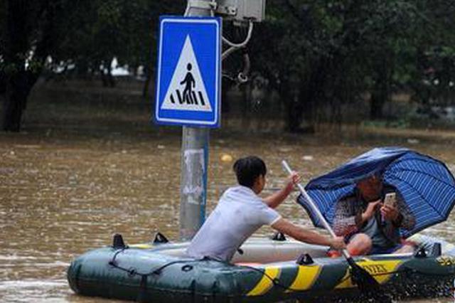 """天津27处下雨""""看海""""地区即将提升改造"""