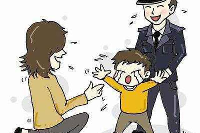 六岁小孩课间走失 公交司机联系家长差点被当成骗子