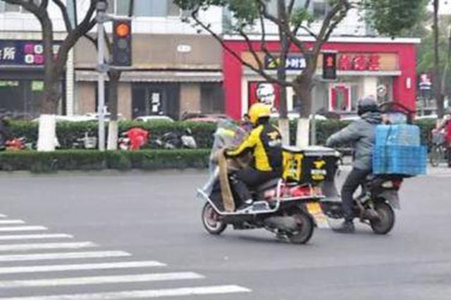 市人大代表杜玉明建议:加强快递外卖业交通安全治理