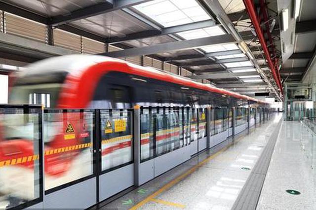 天津中心城区5条地铁在建 总里程达到104公里