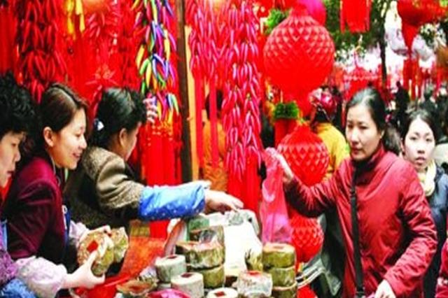 两节期间举办多项文化活动 让市民尽享津味年
