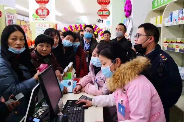 天津市场监管委强化市场监管 严查哄抬防护用品物价等行为