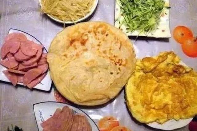 年俗 初四烙饼炒鸡蛋 天津人在家吃个够