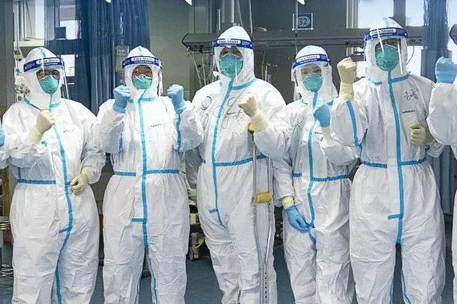 平均1病人可传染2-3人 天津第二支医疗队今飞武汉