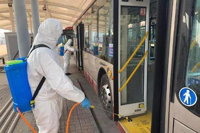 天津人乘公交要戴口罩测体温 这些线路停运