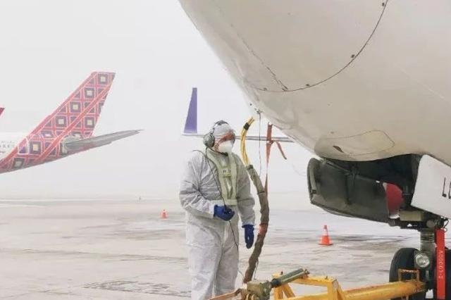 OD688航班3人体温异常!请求指示:一场胜在滨海机场跑道的防