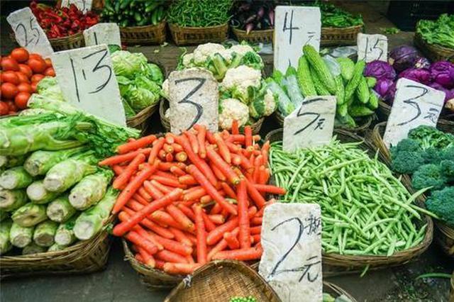 抗击疫情:蔬菜不断进津 菜价稳了