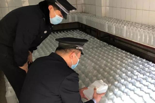 疫情期间购买大量防疫用品高价售卖 2人被抓获