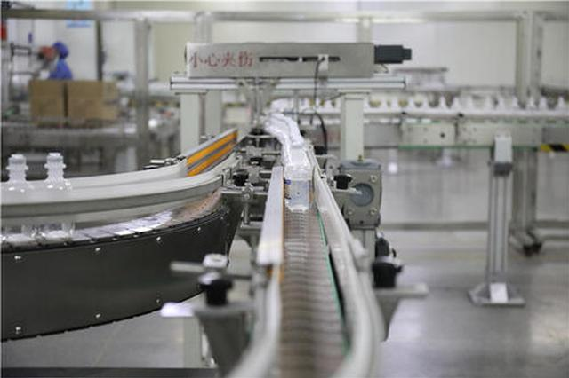 新区近200家企业复工复产 疫情防控企业生产两不误