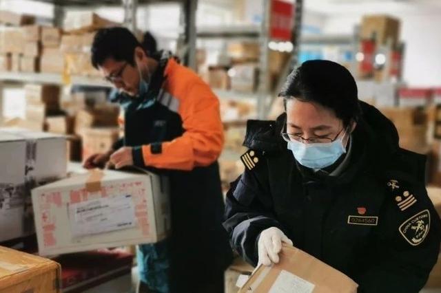 私人邮寄口罩被征用?天津海关回应了……