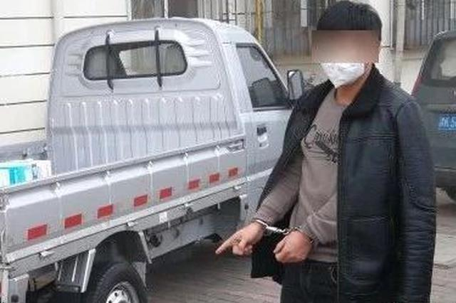 天津男子持刀威胁小区工作人员放行 拘你没商量!