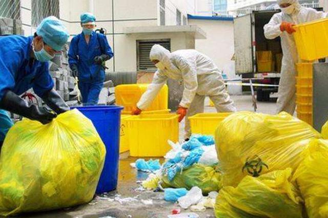 天津定点医院发热门诊等区域生活垃圾全部焚烧