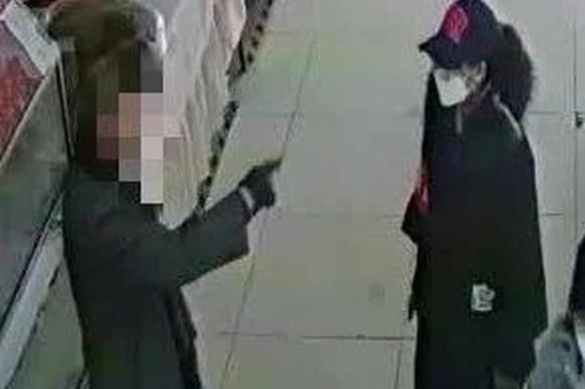 不戴口罩闯市场 天津65岁男子扰乱秩序被行拘