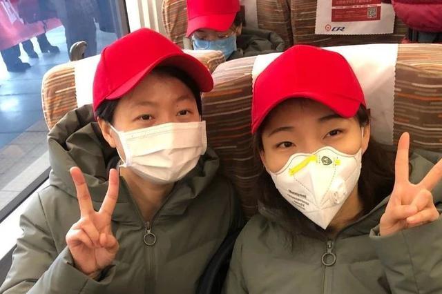 第十二批医疗队出发 天津累计驰援湖北1260人