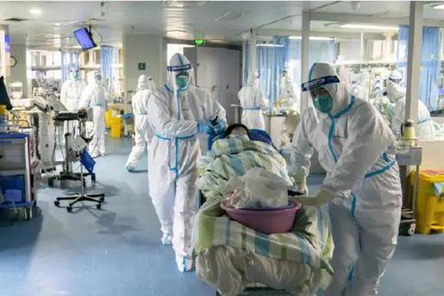 援汉一线医护人员:工作10天至少休息2天