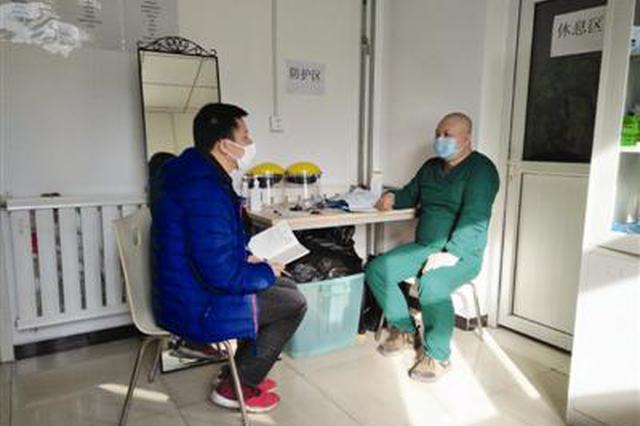 天津急救中心急救一科司机班班长王洪德:飞驰救护车患者在后