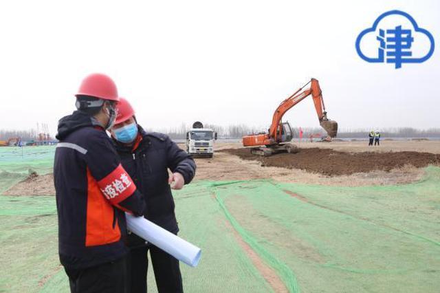 投资102亿元!中国电信京津冀大数据基地在武清开工