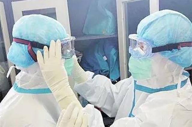 同为医护人员 他们同赴武汉——最美夫妻 并肩抗疫
