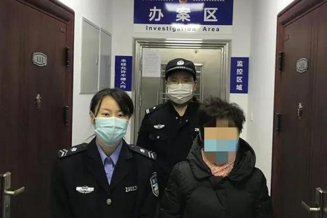 天津一姐姐为停车强闯社区致人受伤,拘了!