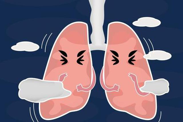 长期咳嗽咳痰警惕慢阻肺 肺功能是诊断的金标准