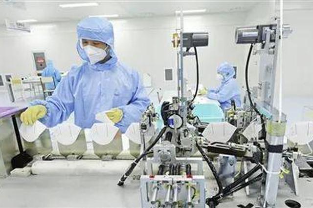 中国人使用的每3个口罩里 就有1个的滤芯来自天津