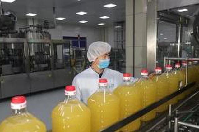 滨海新区米面粮油 生产企业全部复工复产