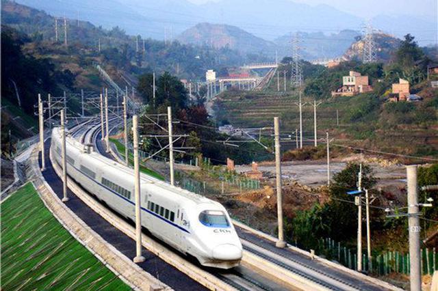 4月10日铁路调图 增开内蒙古进京高铁