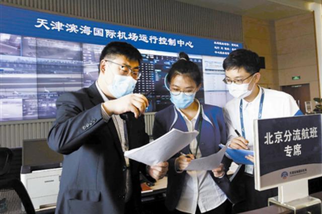 天津机场运行指挥中心运行标准室主任倪帅:全心付出 确保航班