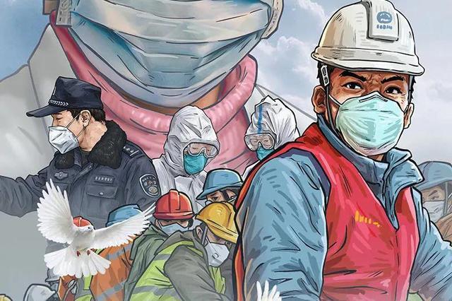 视频版中国抗疫图卷