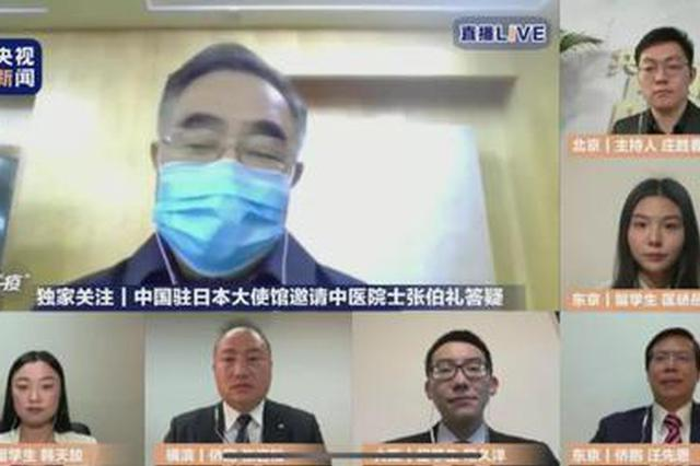 张伯礼:新冠肺炎不会和SARS一样戛然而止