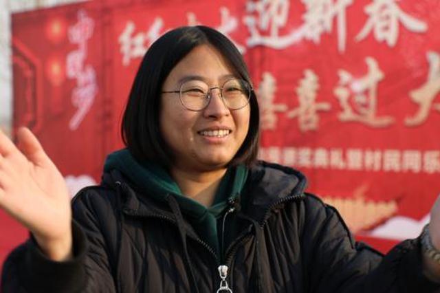 小杜庄的外来小书记:她给村子当好家 村里人都服她