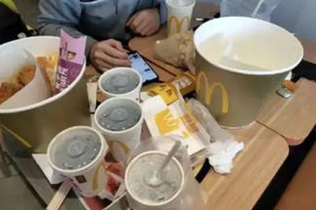 第一波报复性消费 麦当劳排起队海底捞涨价了