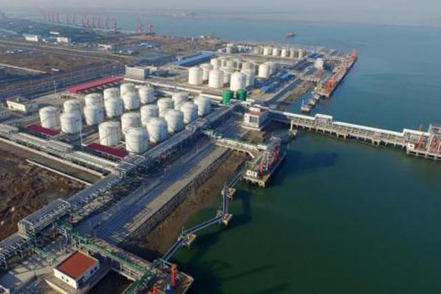 全面提升京津冀区域天然气保供能力 天津南港LNG项目获国家核