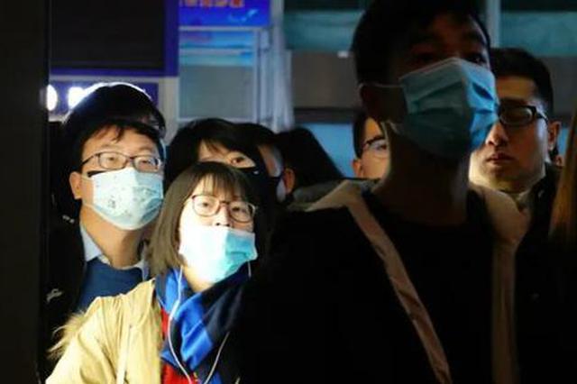 8日预计5.5万余名旅客乘火车离汉 多地明确要求