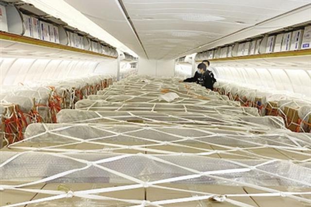 天津航空首架客改货包机4月8日起航