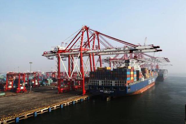 外贸进出口同比增长16.7% 高新区一季度外贸逆势增长