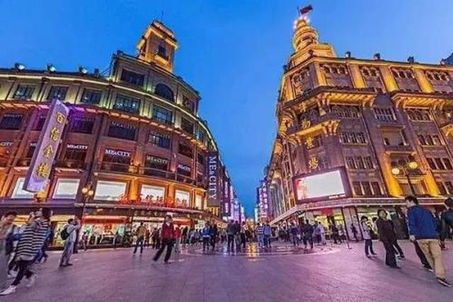 天津:久违的购物客流高峰回来了