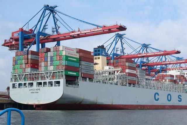 天津口岸一季度农产品进出口增幅超四成