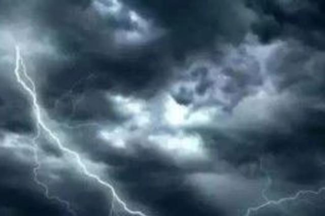 中央预警:天津10级雷暴大风+冰雹要来了
