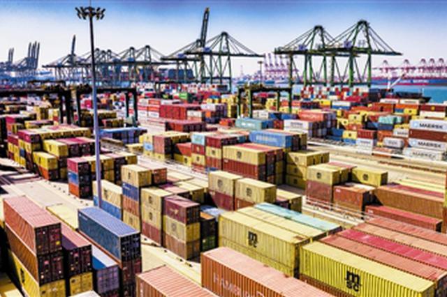 天津港集团9月份集装箱吞吐量再创新高