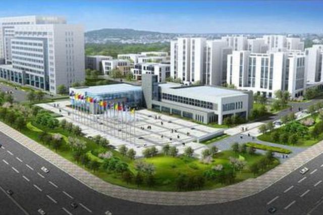 总投资102亿元 中金天津大数据产业园落户京滨工业园