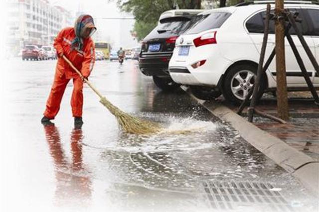 李鸿忠张国清就近期全市防汛抢险救灾工作作出批示