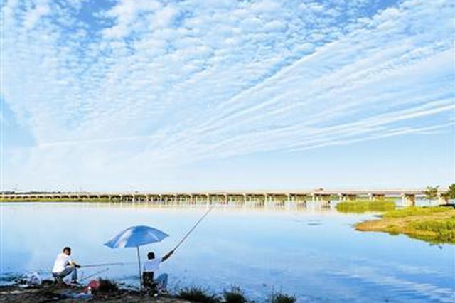 天津持续改善水环境质量:喜看治污见实效 处处碧水润津沽